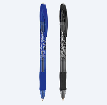 STYLO GEL EFFACABLE BIC® GELOCITY™ ILLUSION