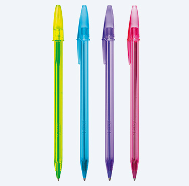 STYLO A BILLE BIC® CRISTAL® FASHION